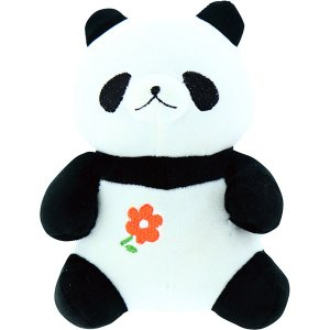 くろちく もちっとぐるみ パンダ 71806660 (お返し 祝い 結婚 出産 快気 法事 香典返し)|breezebox