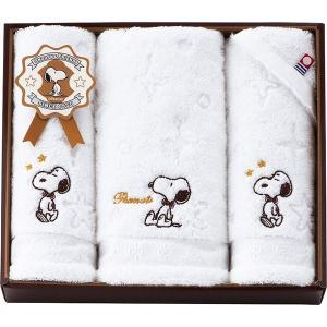 包装・のし無料*スヌーピー プレミアムII フェイスタオル&ウォッシュタオル2P 2276-30886 (お返し 祝い 結婚 出産 快気 法事 香典返し)|breezebox