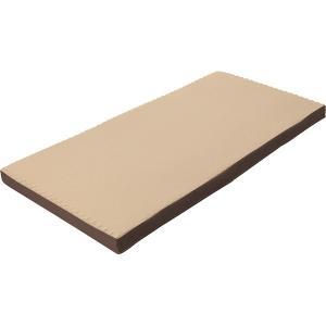 西川リビング ラクラ 体圧分散敷きふとん(丸巻き) ゴールド 2460-10300 (安眠 快眠 健康 肩こり 腰痛 新生活 )|breezebox