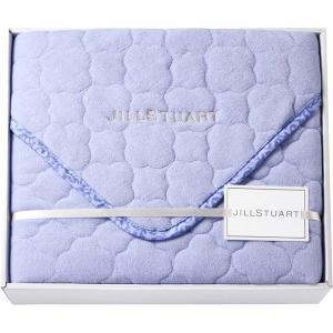 包装・のし無料*ジルスチュアート シンカーパイル敷きパッド ブルー 2247-00351 (お返し 祝い 結婚 出産 快気 法事 香典返し) breezebox