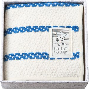 包装・のし無料*スヌーピー ユージュアル キッチンマットギフト アイボリー 91277 (お返し 祝い 結婚 出産 快気 法事 香典返し)|breezebox