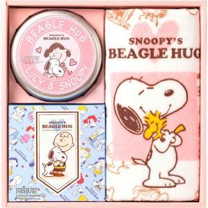 包装・のし無料*スヌーピー ジョイフルスヌーピー タオル・クッキー・紅茶セット SH-E (お返し 祝い 結婚 出産 快気 法事 香典返し)|breezebox