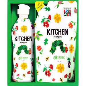 包装・のし無料*はらぺこあおむし キッチン洗剤セット H-07AS (お返し 祝い 結婚 出産 快気 法事 香典返し) breezebox
