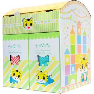 包装・のし無料*しまじろうおむつBOX CBOS-100M (お返し 祝い 結婚 出産 快気 法事 香典返し)|breezebox