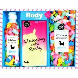 包装・のし無料*ロディ キッチン洗剤詰合せギフト R-08Y (お返し 祝い 結婚 出産 快気 法事 香典返し) breezebox