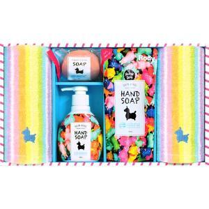 包装・のし無料*ロディ ハンドソープ&タオルセット R-20F (お返し 祝い 結婚 出産 快気 法事 香典返し)|breezebox