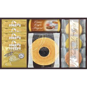 50%OFF 包装・のし無料*ドトールコーヒー&スイーツバラエティ FKDH-BE(お返し 結婚 出産 初節句 入園 入学 新築 快気 法事)|breezebox