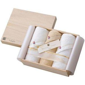 今治謹製 至福タオル フェイスタオル2P&ウォッシュタオル SH2440(お返し 内祝い 結婚 出産 新築 快気 法事 ご挨拶)|breezebox