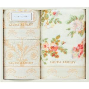 包装・のし無料*ローラアシュレイ アンジェリカ タオルギフト KR25247I (お返し 内祝い 結婚 出産 新築 快気 法事 ご挨拶) breezebox