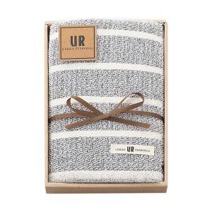 包装・のし無料*アーバンリサーチ フェイスタオル1P ブルー UR2110(お返し 内祝い 結婚 出産 新築 快気 法事 ご挨拶) breezebox