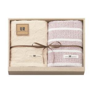 包装・のし無料*アーバンリサーチ フェイスタオル2P レッド UR2120(お返し 内祝い 結婚 出産 新築 快気 法事 ご挨拶) breezebox