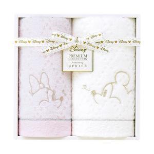 包装・のし無料*ディズニープレミアム ホワイトハピネス タオルセット ミックス WR20694(お返し 内祝い 結婚 出産 新築 快気 法事 ご挨拶)|breezebox