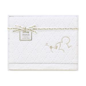 包装・のし無料*ディズニープレミアム ホワイトハピネス バスタオル1P  WB30694(お返し 内祝い 結婚 出産 新築 快気 法事 ご挨拶)|breezebox