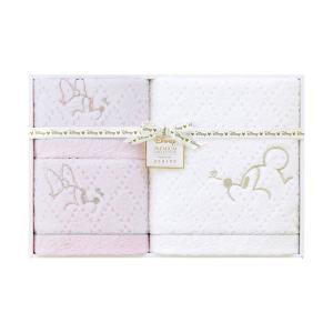 包装・のし無料*ディズニープレミアム ホワイトハピネス タオルセット ミックス WR50694(お返し 内祝い 結婚 出産 新築 快気 法事 ご挨拶)|breezebox