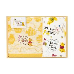 包装・のし無料*ディズニー くまのプーさん タオルセット  WR15706(お返し 内祝い 結婚 出産 新築 快気 法事 ご挨拶)|breezebox