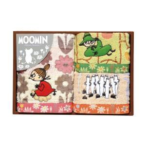 包装・のし無料*ムーミン ムーミン谷の日々 タオルセット  MM-9122(お返し 内祝い 結婚 出産 新築 快気 法事 ご挨拶) breezebox