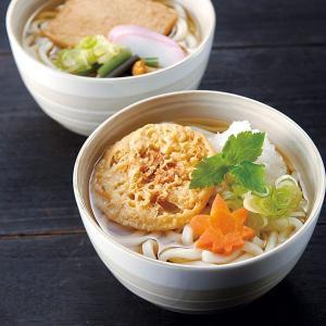 送料無料 せい麺や 讃岐うどんきつね・天ぷら5食セット 745-30C|breezebox