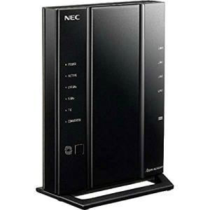 NEC AtermWG2600HP3 無線LANルータ(親機)1733Mbps(11ac)+800M...