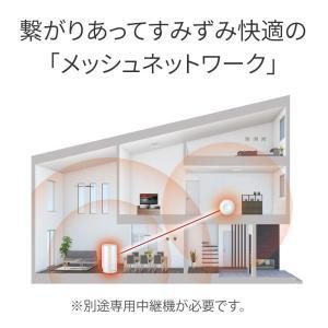 BUFFALO WiFi 無線LAN AirStation connect 親機+中継機セットモデル...