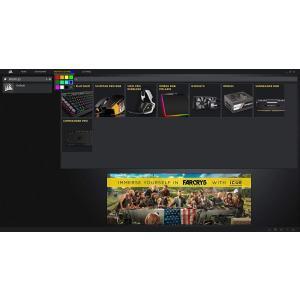 Corsair MM800 RGB POLARIS ゲーミングマウスパッド MS285 CH-944...