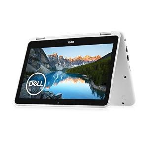 Dell モバイル2in1ノートパソコン Inspiron 11 3185 AMD A9 ホワイト ...