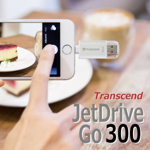 Transcend USBメモリ(iPhone iPad iPod/Win Mac兼用:Apple ...