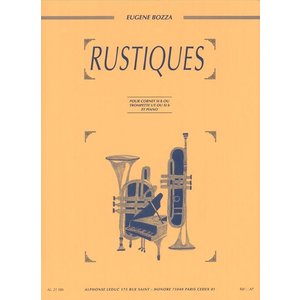 出版社:Leduc Bozza,E.:Rustiques