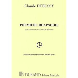 Debussy,C.:Premiere Rhapsodie 平日14時までのご注文には出来る限り即日...