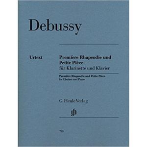 Debussy,C.:Premiere Rhapsodie & Petite Piece  ...