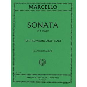 Marcello,B:Trombone Sonata F-dur(Ostrander,A) 平日14...