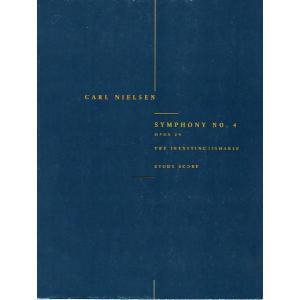 輸入楽譜/スコア/ニールセン:交響曲 第4番 Op.29「不滅」