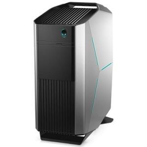 Dell ゲーミングデスクトップパソコン ALIENWARE AURORA Core i7 エピックシルバー 20Q11/Win10/16GB/128GB SSD+2TB HDD/GTX1070 送料無料 あすつく|brhouse