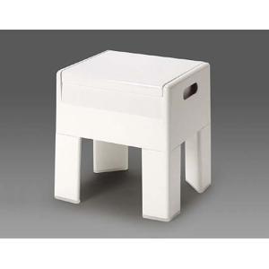 gedy ボックススツール オラフ フォン ボア イタリアインテリアデザイナーズ家具大容量の仕切り付収納スペースノックダウン式バストイレタリープラスチック製|bricbloc