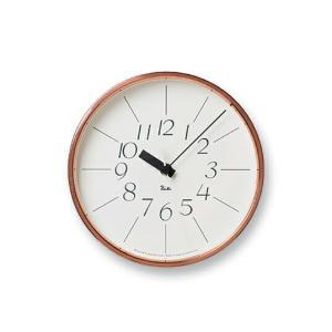 銅の時計 送料無料 渡辺力 100歳記念 レムノスインテリア壁掛時計ウォールクロックデザイナーズクロックギフト プレゼント bricbloc