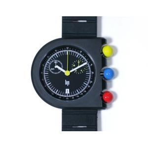 lip マッハ2000 クロノグラフ(受注商品)送料無料 ロジェ・タロン MoMA収蔵品ギフト プレゼント腕時計ストップウォッチ カレンダー機能|bricbloc