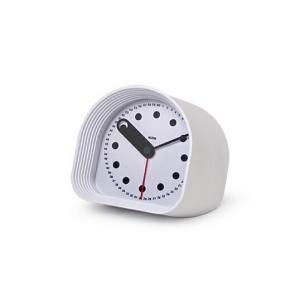 オプティック ALESSI ブラック デスククロックジョエ・コロンボ置時計インテリア円筒形再復刻ギフト プレゼントデザイナーズクロック|bricbloc
