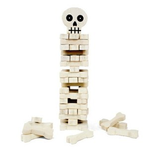 stack the bones スタック ザ ボーンズ Kikkerlandキッカーランド パーティーゲームインテリア雑貨プレゼント|bricbloc