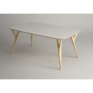 CRYS TABLE / Inoda Sveje 送料無料 ダイニングテーブル 受注生産品デザイナーズ家具インテリアエレガントなモダンダイニングテーブル|bricbloc