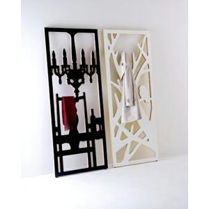 Frame hanger フレームハンガー 送料無料 &design 受注生産品インテリア絵画のようなコートハンガーリバーシブルカラーデザイナーズ家具|bricbloc