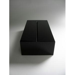 IDIOM / TISSUE ブラック ティッシュボックス ティッシュケース 受注生産 AIR FRAMEアクリルプロダクトインテリアリビングダイニング寝室ギフト プレゼント|bricbloc|03