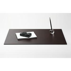 Leather Desk Mat レザーデスクマット ブラック ダークブラウン送料無料ステーショナリーインテリア|bricbloc