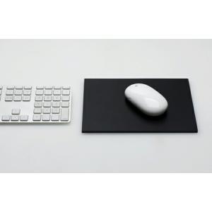 100percentLeather Mouse Pad レザーマウスパッド ステーショナリー高級レザー 牛革インテリアギフト プレゼントデザイナーズ雑貨|bricbloc