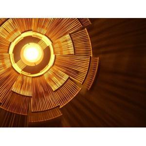 HOKORE (PENDANT) 誇れ ペンダント 天井照明 照明作家 谷俊幸 伝統工芸 駿河竹千筋細工 デザイナーズ照明 送料無料インテリア|bricbloc|03