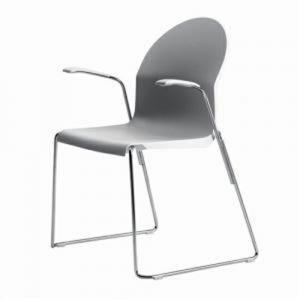 MAGIS Aida Chair Armマジス アイダチェアー Richard Sapperリチャード ザッパーオフィスチェア 送料無料イタリアスタッキングアームチェア|bricbloc