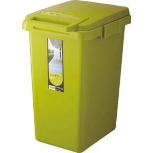 コンテナスタイル45J ダストボックス エコグリーン3色のゴミ箱 グリーンジョイント連結仕様キッチン周りリビングダイニング|bricbloc