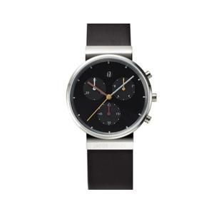 Jacob Jensenヤコブ・イェンセン レディースウォッチ クロノ レザー 腕時計 送料無料 プレゼント ギフトリストウォッチ|bricbloc