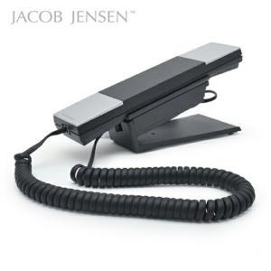 Jacob Jensen ヤコブ・イェンセンT-1電話機 デザイン家電 送料無料インテリアリダイヤルミュート音量設定|bricbloc