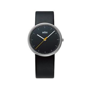 BRAUNブラウン レディースウォッチ BNH0021 レザー ブラック ホワイト腕時計リストウォッチ送料無料ギフト プレゼントフォーマル・カジュアル|bricbloc