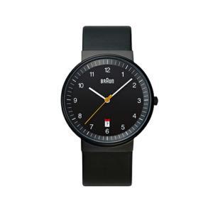 BRAUNブラウン メンズウォッチ BNH0032 レザー ブラック 腕時計 ギフト プレゼント男女兼用フォーマル カジュアルリストウォッチシリーズ|bricbloc