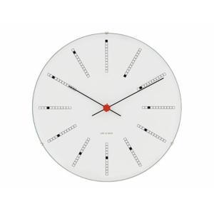ROSENDAHL Arne Jacobsen アルネ ヤコブセン Bankers Clock 160mmウォールクロック バンカーズ 160mmローゼンダール壁掛時計リビング ダイニングインテリア|bricbloc